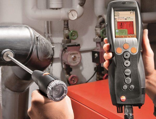 Inspectie technische installaties